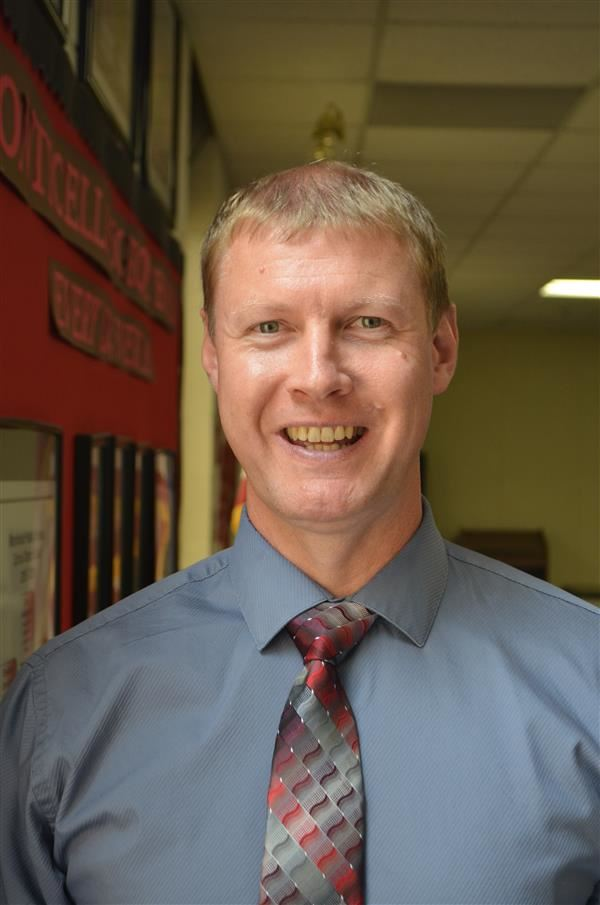 Mr. Norman, Assistant Principal