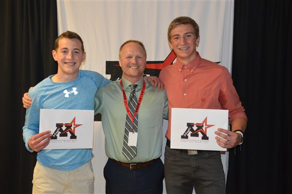 Senior Awards Night Photo Gallery!
