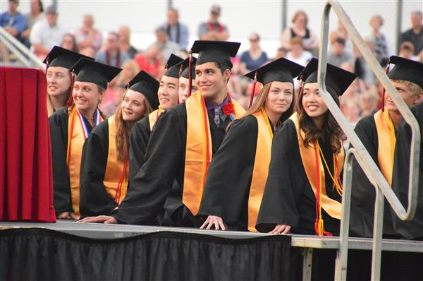 MHS Graduation Photo Gallery