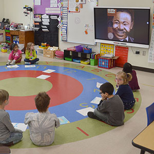 Monticello schools celebrate the life and legacy of Martin Luther King Jr.