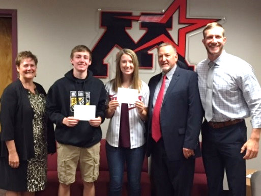 NATIONAL MERIT SCHOLARSHIP PROGRAM STUDENTS NAMED