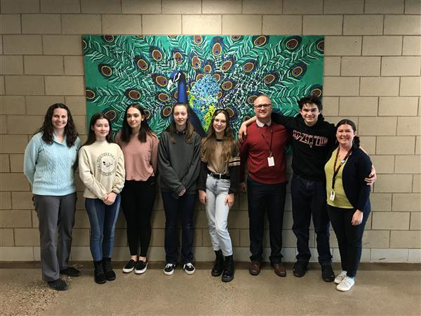 MHS Artists selected for Paramount Center showcase