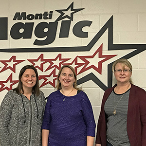 Monticello School Board welcomes three new members