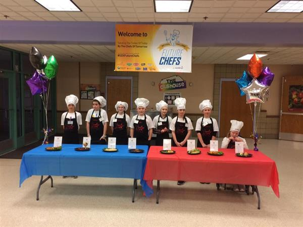 """FUTURE CHEFS"" CULINARY COOK OFF"