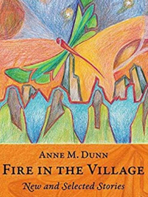 Fire in the Village Anne Dunn