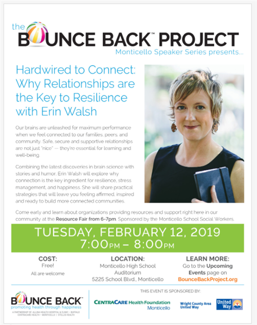 Why Relationships are the Key to Resilience with Erin Walsh