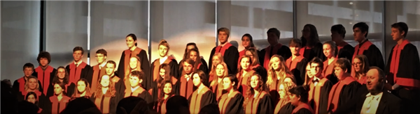 Video of MHS Choir Performance at Cantus Concert