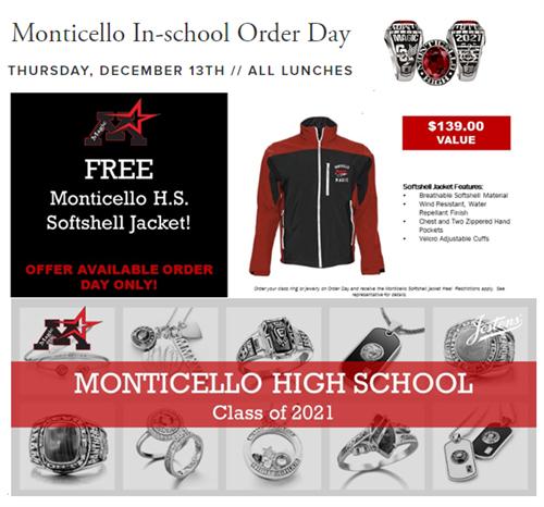 Monticello High School Monticello High School Calendar