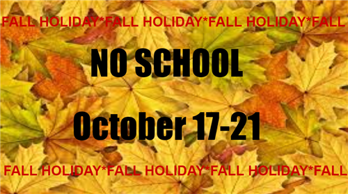 Fall Holiday