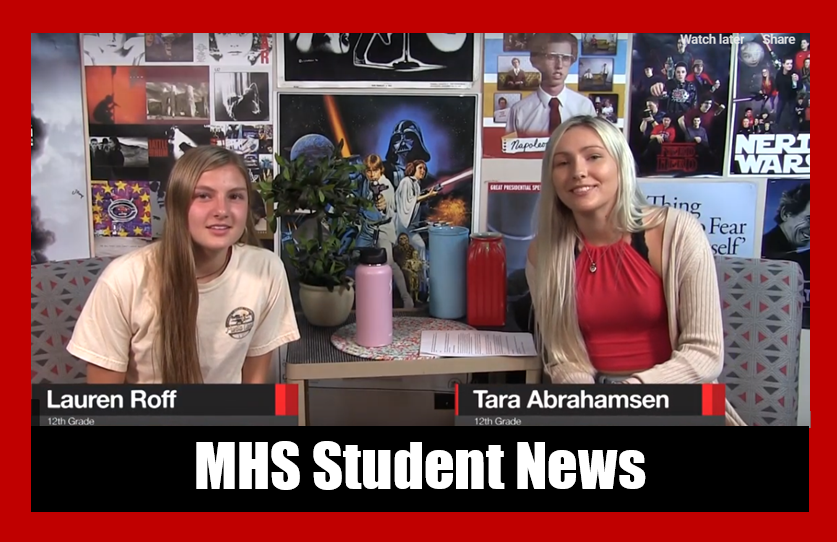 MHS Student News  May 2019