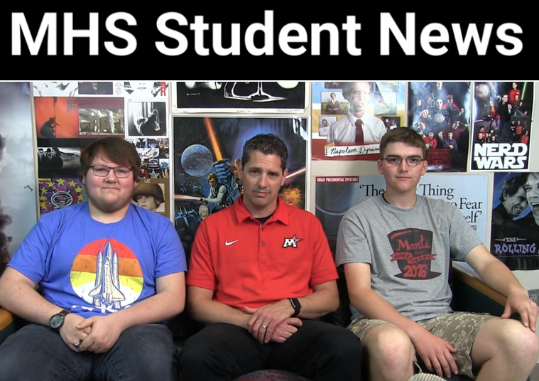 MHS Student News May 22