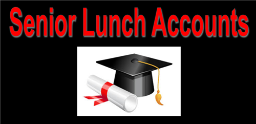Senior Lunch Account Info